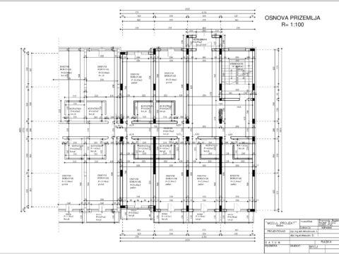 plan apartmani kopaonik
